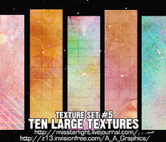 Texture Set .5 by misstarlight