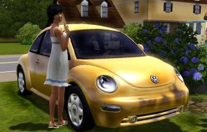 showing by TheSims3Pets