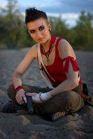 Vaas Cosplay Far Cry 3 (Rule 63) by LadyofRohan87