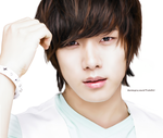 Minhwan Digital painting by DragonLeviosas