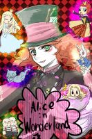 Alice in wonderland by alicerock