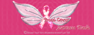 Breast Cancer Awareness Month Image Set by ShawneeDawn
