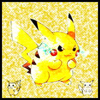 Pikachu Icon by zerocielX