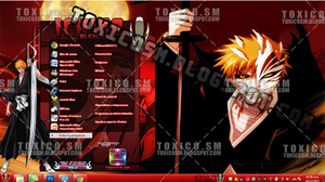 Tema Windows 7: ICHIGO by ToxicoSM