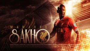 Mamadou Sakho (Liverpool FC) by AlbertGFX