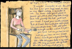 Damien Rice by Ferntree