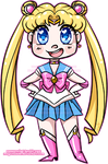 sailor moon 2014 by megomobile