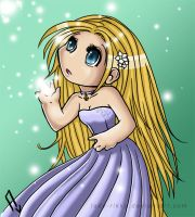 Chibi for Petite-feuille by Lady-Rikku