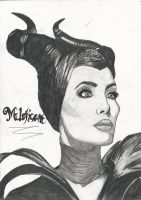 Maleficent by sonic-chic1
