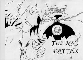 The mad hatter ( Break Xerxes ) by riverreal