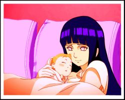 Mother Hinata by 777luck777