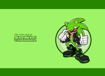 .:Scourge the Hedgehog by 5courgesbestbuddy