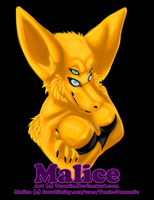 Speed Paint - Malice by Temrin