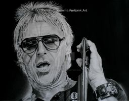 Paul Weller - The Jam by GemmaFurbank
