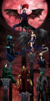 Seven Incarnations of Evil by Bob-Raigen