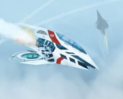 Interceptor Concept by Firegardensuite