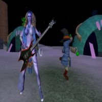 Second Life FFX 3D Avatars by Renmiri