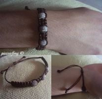 Pulsera hombre :3 by pieceofmy