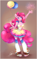 Pinkie Pie by liea