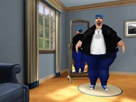 Sims 3 Ding Dong Daddy by Beast72
