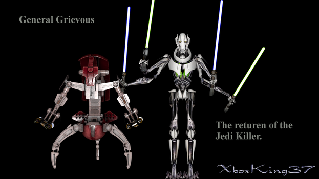 General Grievous by Xboxking37