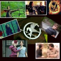 Hunger Games Collage by gumybear01