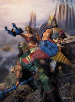 MOTUC - FFM - Long live King He-Man by McMuth