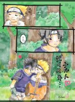 YAY 4 SasuNaru --KISS-- by cheryl-chan