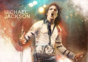 Michael Jackson 2 by mixppl87