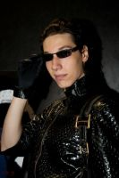 Wesker Cosplay :: I'm back baby! by IKevinXSer