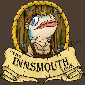 The Innsmouth look by Gibger