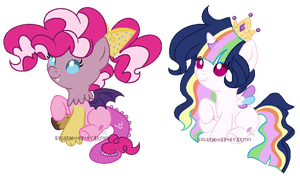 Shipping commission for MyLittleInsperations by SugarMoonPonyArtist
