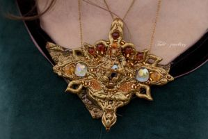 Dorne necklace_3 by Tuile-jewellery