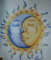 Sun and Moon by your-mom--burn
