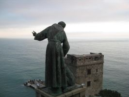 Saint Francis by the Sea by apply26