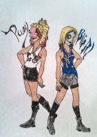 Hollywood Undead Concert Gear OCs by HUKissy
