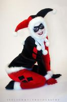 Harley Quinn Cosplay - Sweet Xmas ! by Thecrystalshoe