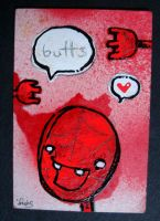 Spiderman Cannot Lie by teaspoons
