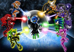 Sonic Lanterns vs Krona by Berty-J-A