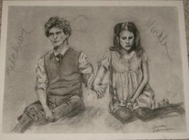 Melchior and Wendla. by shes-a-carnival