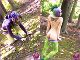 Gemhunter by CosplayDeviants