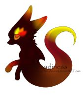 Baby Arcadiness Adopt: CLOSED by Inner-Realm-Adopts