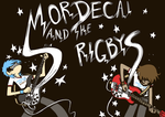 Mordecai And The Rigbys by Xx-Matsuda-xX
