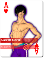 OC Deck of 52: Ace of Hearts by JFG107plz
