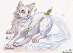 Jack Norisk Cat - Arkys commission by Lunewen