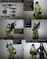 Social Clash Lady Jaye Review by lovefistfury