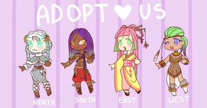 World Adopts by Whimsii