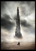The Dark Tower: The Gunslinger by conzpiracy