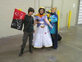 A-Kon '14 - South Park 4 by TexConChaser