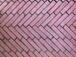 Brick Floor Stock by Siobhan68